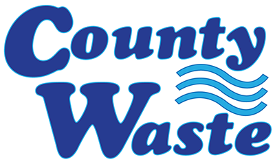 County Waste of Virginia logo
